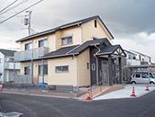 住宅建築工事